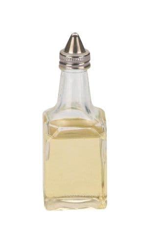 Zodiac Oil Vinegar Bottle Clear - 6 foz
